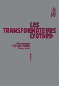 CV Les Transformateurs Lyotard Sens & Tonka