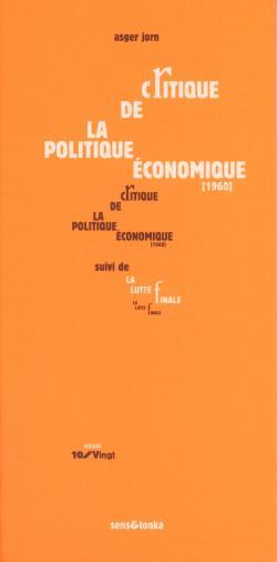 critique de la politique économique