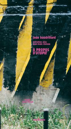 Jean Baudrillard Sens & Tonka